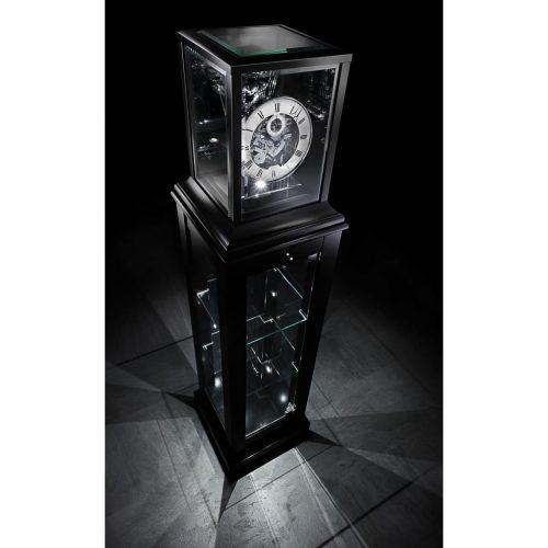 Kieninger Tischuhr 1712-96-02 Schwarz
