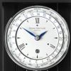 Erwin Sattler Classica W 60 M, Weltzeituhr, 14-Tage Uhrwerk