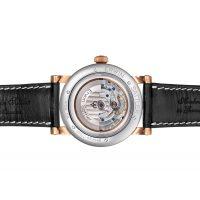 Erwin Sattler Armbanduhr Classica Bronze