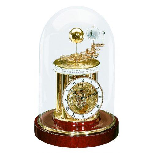 Hermle Astrolabium Tischuhr 22836-072987 Mahagoni