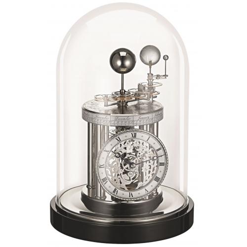 Astrolabium Hermle Schwarz Chrom